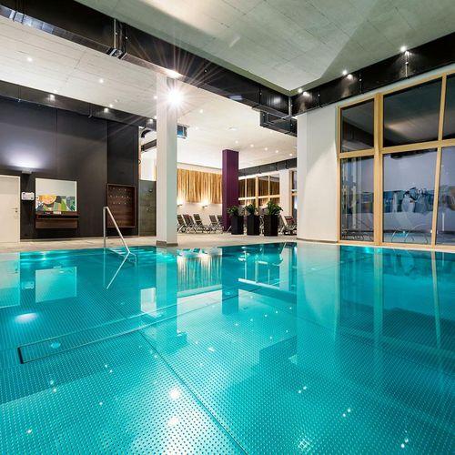 Alfa**** Hotel | Indoorpool & Familysauna in Serfaus